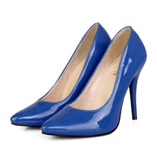 Load image into Gallery viewer, Women's Sexy Super High Heeled Pointed Toe Women Stiletto Pumps High Heeled Stiletto Pumps