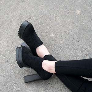 Super Platform High Heeleds Shoes