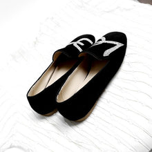 Load image into Gallery viewer, Girls Casual Shallow Mouth Flat Shoes