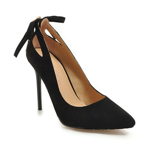 Sexy Women's Shoes Super High Heels Pointed Shallow Toe