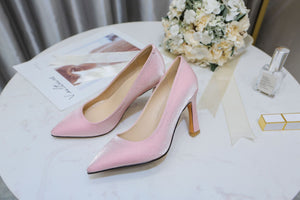 Pointed Toe Women High Heels Pumps