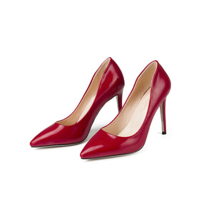 Pointed Toe High Heelsed Women Pumps Stiletto Heel Shoes