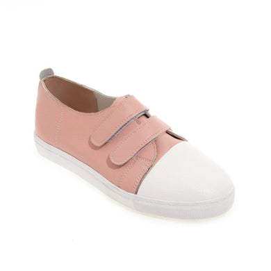 Girls Woman's Student Leisure Flat Shoes