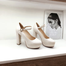 Load image into Gallery viewer, Super High Heeled Platform Pumps