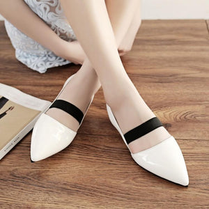 Girls Woman's Casual Student Woman Flat Shoes