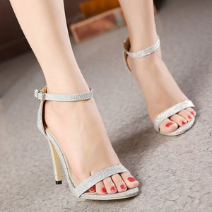 sexy women shoes high heel sandals with open toes