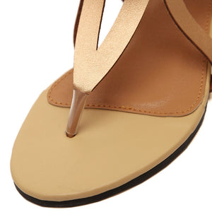 Summer Women Shoes Roman Style Hollow Out Flat Sandals