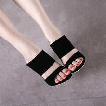 Load image into Gallery viewer, Summer Women Shoes Sexy High Heel Slippers