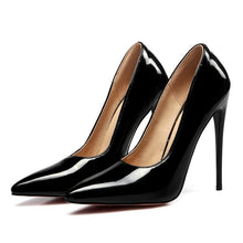 Load image into Gallery viewer, Sexy Super High Heels Shallow Mouth Women Pumps