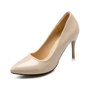 Sexy Pointed Toe Stiletto Heel  Stiletto Heel Women Pumps
