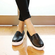 Load image into Gallery viewer, Girls Woman's Platform Flat Shoes