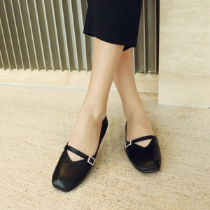 Girls Woman's Loafers Flats Shoes