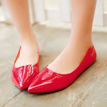 Load image into Gallery viewer, Girls Woman's Leisure Candy Color Flat Shoes