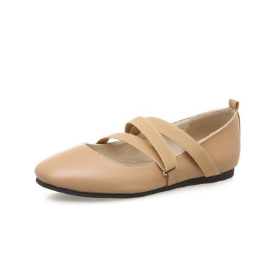 Girls Woman's Shallow Flat Shoes