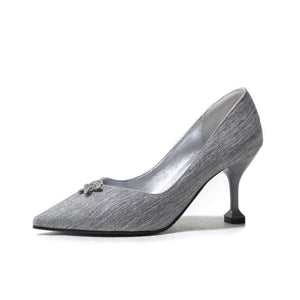 Women's Sexy High Heeled Pointed Stiletto Pumps