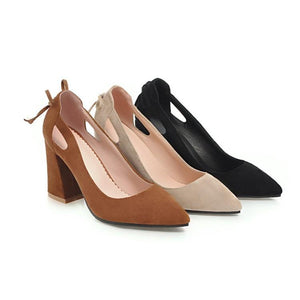 Woman's Pumps Pointed Toe High Heeled s