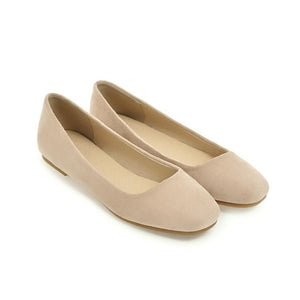 Girls Woman's Pregnant Flat Shoes