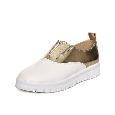Girls Woman's Loafers Flat Shoes
