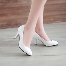 Load image into Gallery viewer, Dress Shoes Women Pumps Stiletto Heel