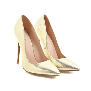 Wedding Shoes Sexy Super Stiletto Heel  Stiletto Pumps