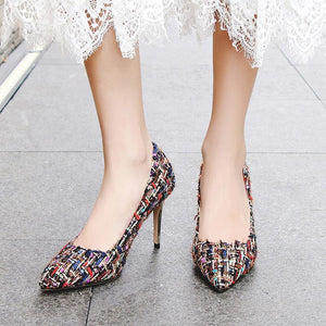 Sexy Super High Heels Women Pumps