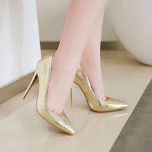 Load image into Gallery viewer, Wedding Shoes Sexy Super Stiletto Heel  Stiletto Pumps
