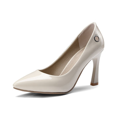 Women's Pointed Ankle Straps Bride High Heeled Stiletto Pumps