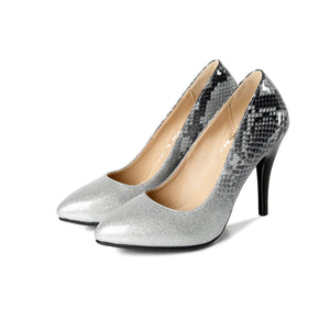 Women's Super High Heel Pointed Toe Pumps