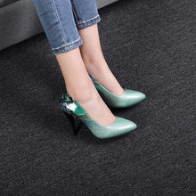 Load image into Gallery viewer, Women's Super High Heel Pointed Toe Pumps