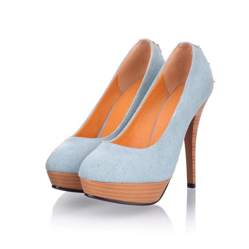 Super Stiletto Heel  Stiletto Heel  Platform Pumps