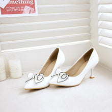 Load image into Gallery viewer, Women's Brides Shoes High Heeled Stiletto Pumps