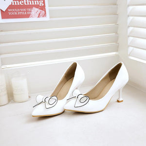 Women's Brides Shoes High Heeled Stiletto Pumps