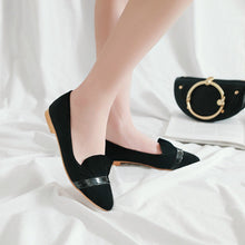Load image into Gallery viewer, Girls's Low Heeled Pumps