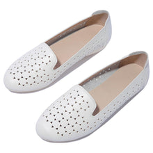Load image into Gallery viewer, Girls Hollow Flat Shoes