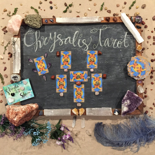 Chrysalis Tarot Energy Reading