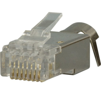 CAT6, CAT6a Shielded RJ45 Modular Plug - 100 Pack