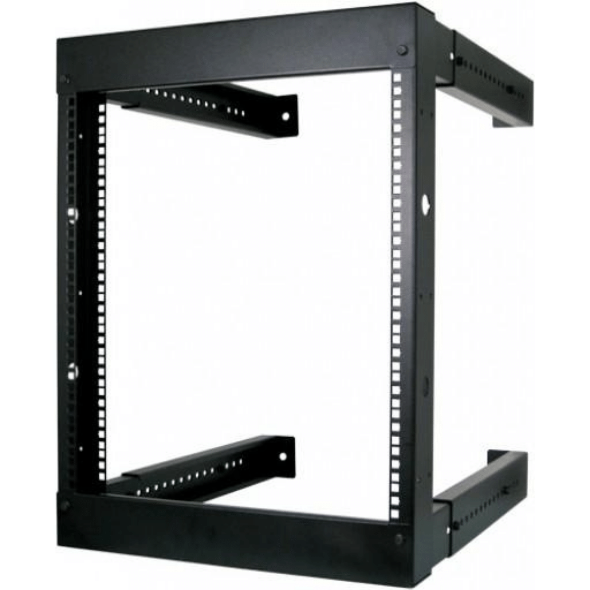 12U Open Wall Mount Frame Rack