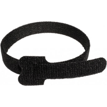 The double sided Velcro Tie Wraps feature full surface-area velcro coverage No clipping is necessary, in contrast to the traditional tie wrap Reuse and readjust the Velcro Tie Wrap multiple times Perfect for mounting, organizing & identification applications Sticky & durable