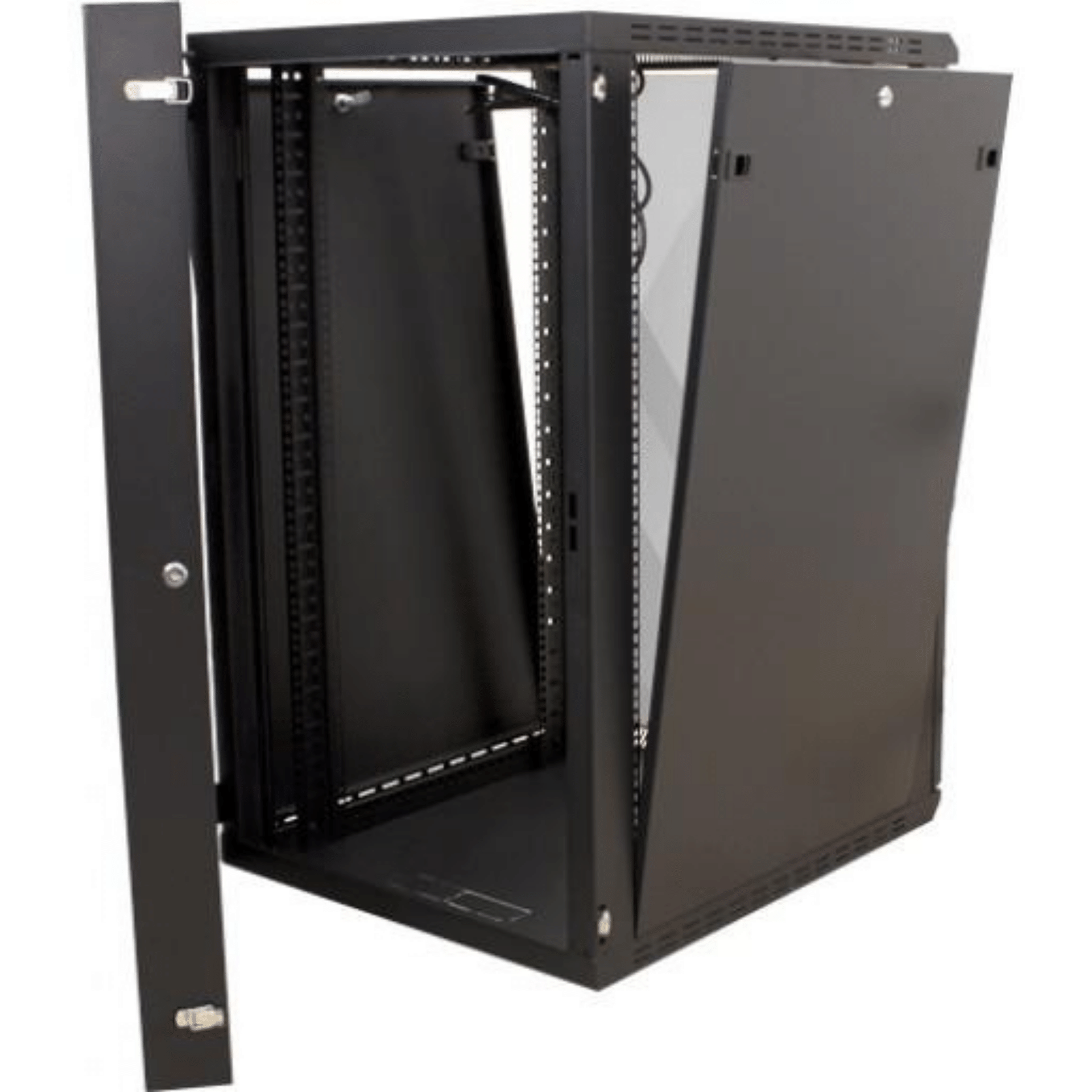 20U Wall Mount Swing Out Enclosure2