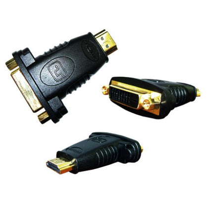 HDMI Male TO DVI 18 +1 Female Adapter