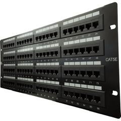 CAT5E 96 Port Ethernet Patch Panel