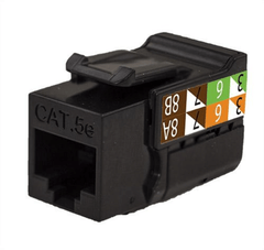 CAT5E Keystone Jack V-MAX Series