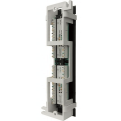 CAT5e 12 Port Ethernet Mini Patch Panel