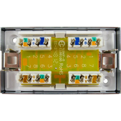 CAT6 Shielded Junction Box