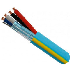 Control Cable - 22/2 Shielded + 18/2 Stranded - 1000FT