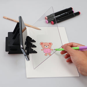 Optical Imaging Drawing Board/Mirror Plate Tracing