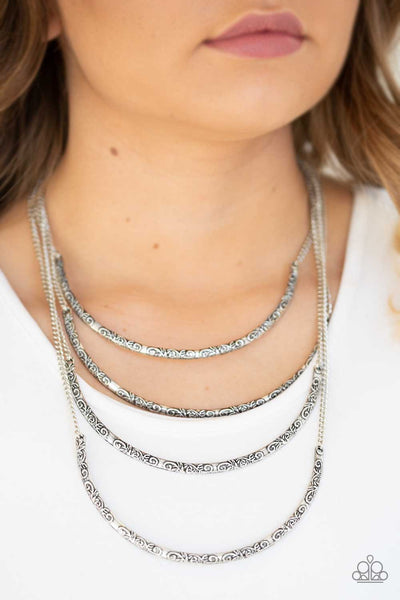 It Will Be Over MOON - Silver - GlaMarous Titi Jewels