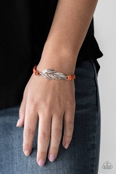 Faster Than FLIGHT - Orange - GlaMarous Titi Jewels