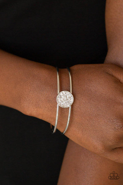 Dial Up The Dazzle - White - GlaMarous Titi Jewels