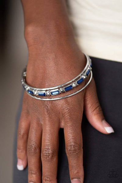 HEIR Toss - Blue - GlaMarous Titi Jewels